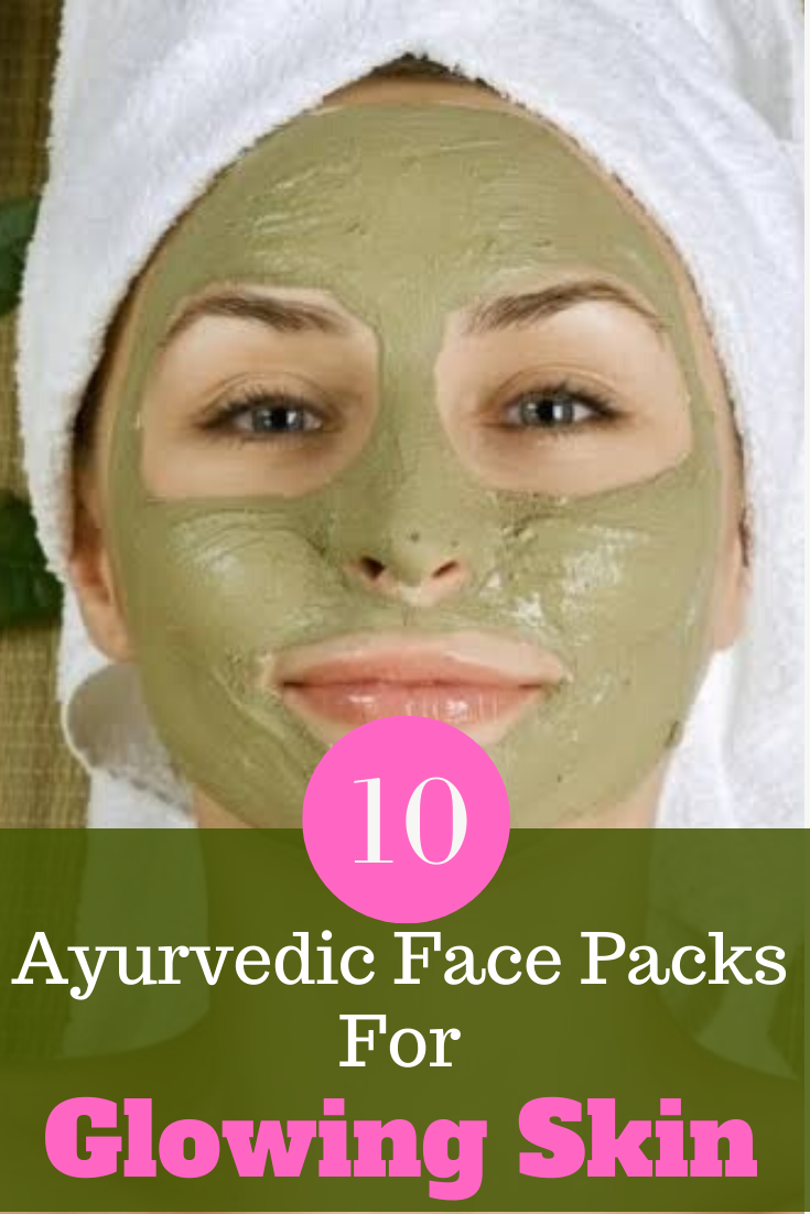 10 Effective Ayurvedic Face Packs For Glowing And Flawless Skin In A Week In 2020 Remedies For Glowing Skin Glowing Skin Mask Best Face Products