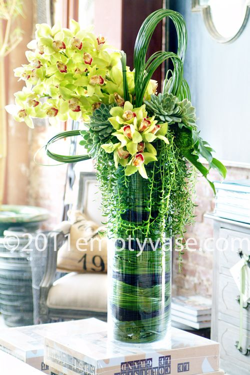 Empty Vase Florist Of Los Angeles Tablescapes Table Settings Pinterest Angeles Love