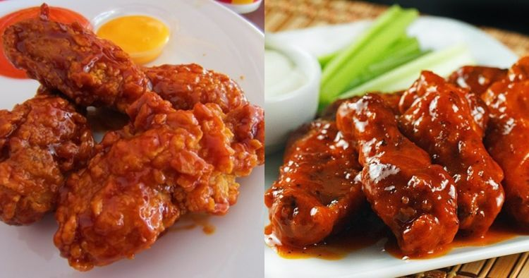 Chicken Fire Wings Ala Richeese Ternyata Mudah Bikinnya Ini Resepnya Resep Ayam Ide Makanan Resep Masakan Indonesia