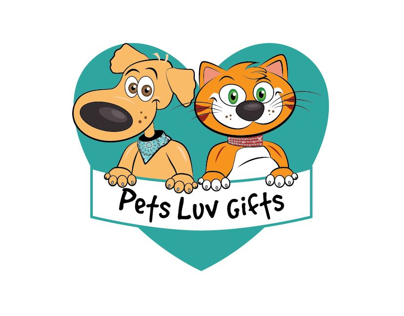 Pets Luv Gifts, Inc. corporate logo.