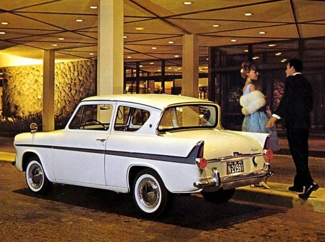 1962 Ford Anglia Super Classic Cars Vintage British Cars Ford Classic Cars
