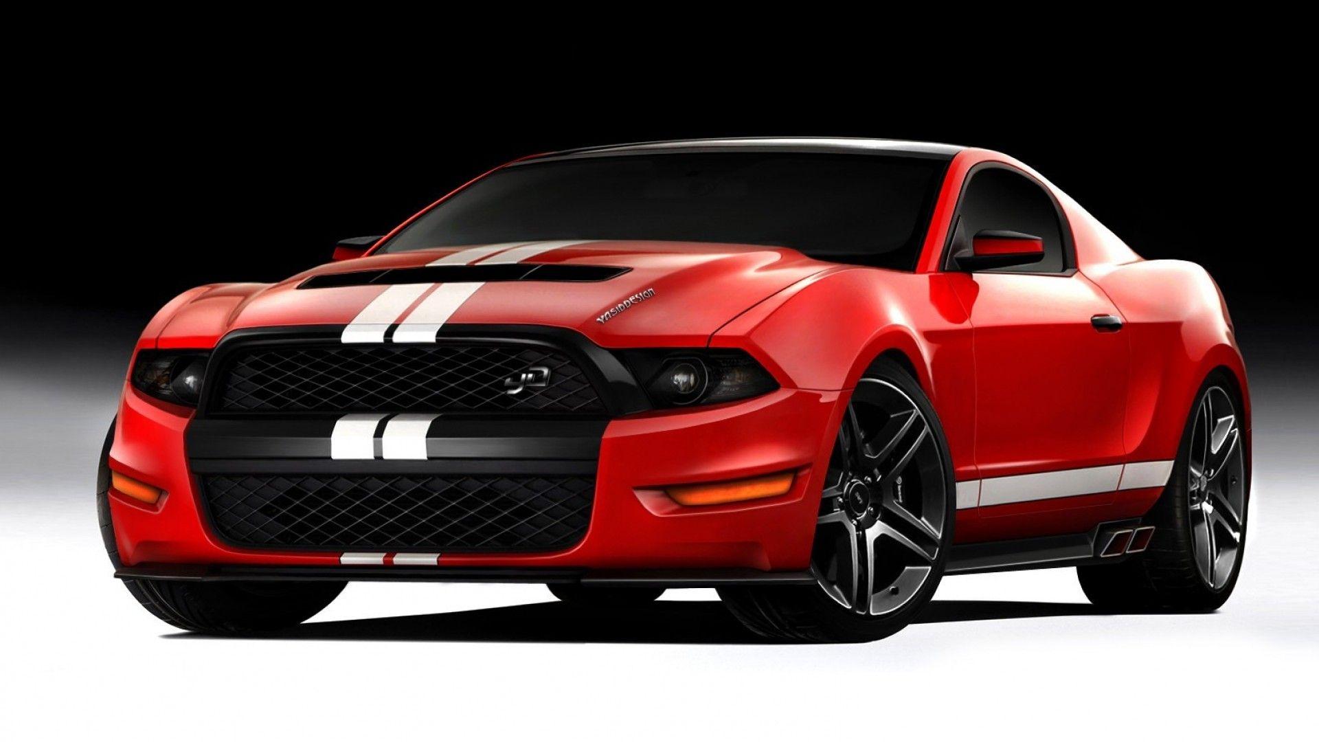 2014 Ford Mustang GT Premium is hd wallpaper for desktop
