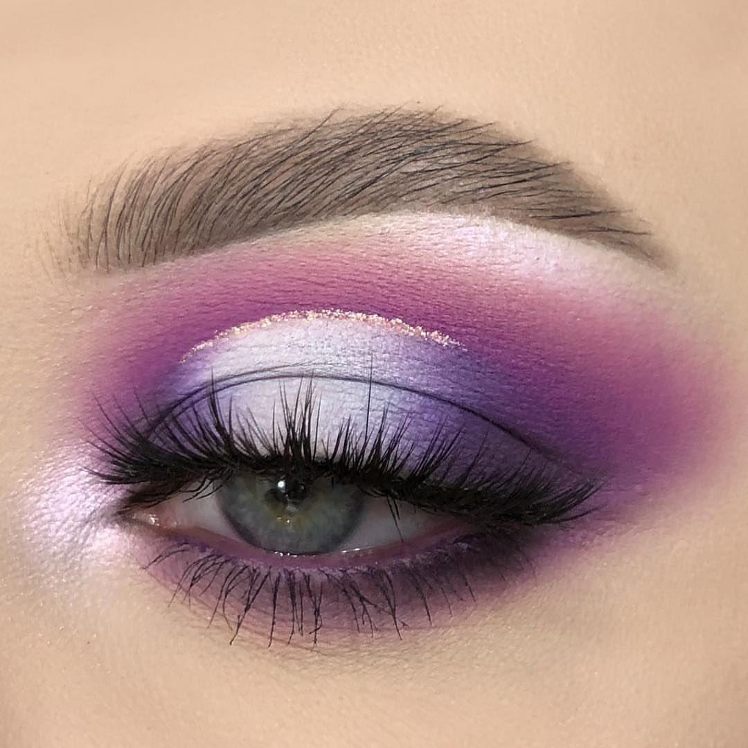 Belle de Nuit (With images) Halo eye makeup, Makeup