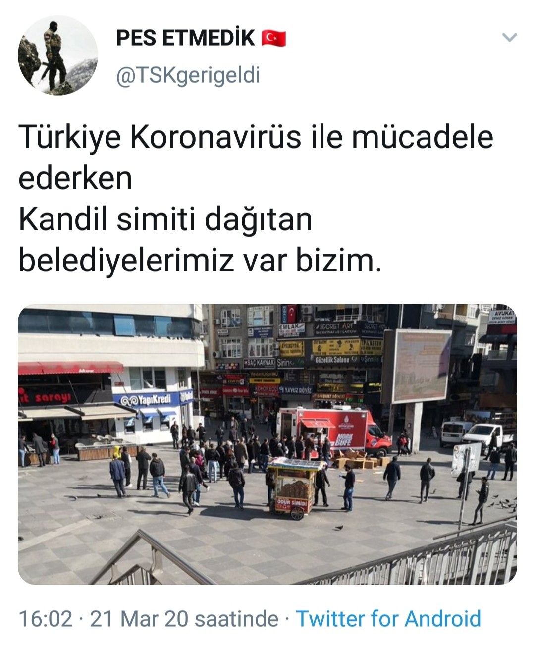 Istanbul Belediyesi Corona Istanbul
