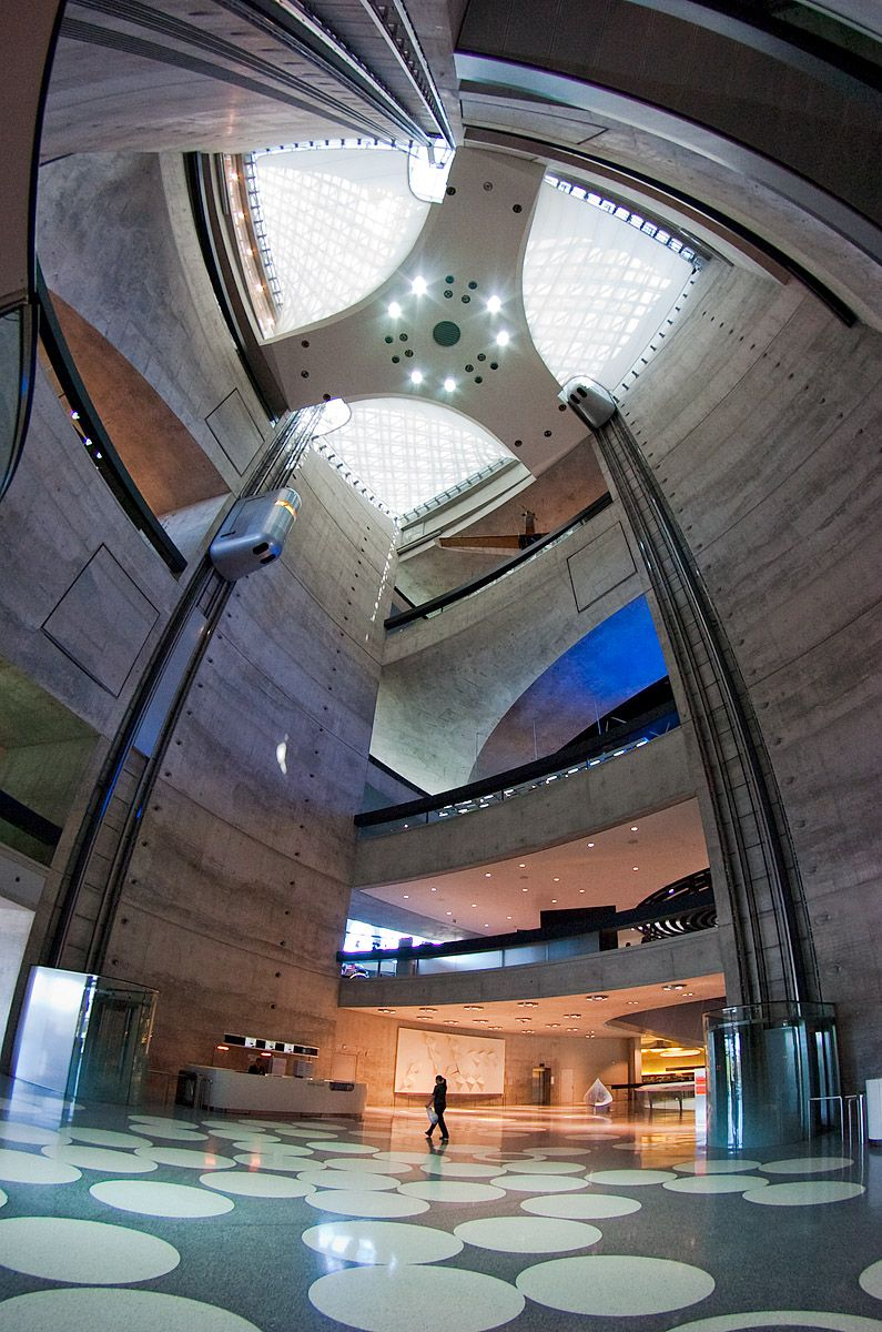 """Mercedes-Benz Museum Entrance Hall, Stuttgart, Germany ...   """" Enjoyed the museum much more than I thought I would! It's so well done & interesting. A must see when in Stuttgart!"""""""