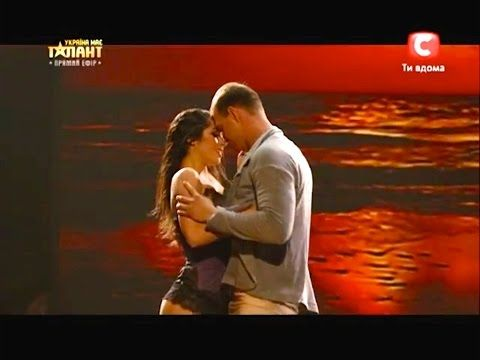 Duo Flame Ukraine Got Talent 5 Final Acrobatic Duo This