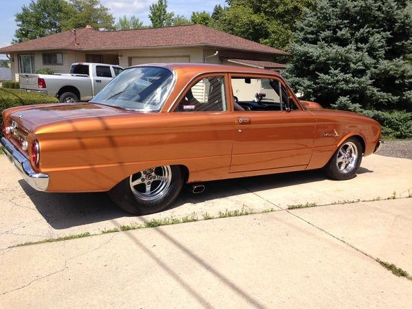 1961 Ford Falcon For Sale In Ellwood City Pa Racingjunk Classifieds Ford Falcon Ford Fairlane Pro Touring Cars
