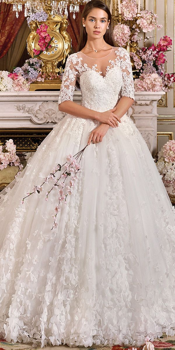 18 Demetrios Wedding Dresses For Charming Style | Pinterest ...