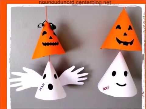 Fabuleux 13 bricolages pour Halloween avec des rouleaux de papier toilette  HS14