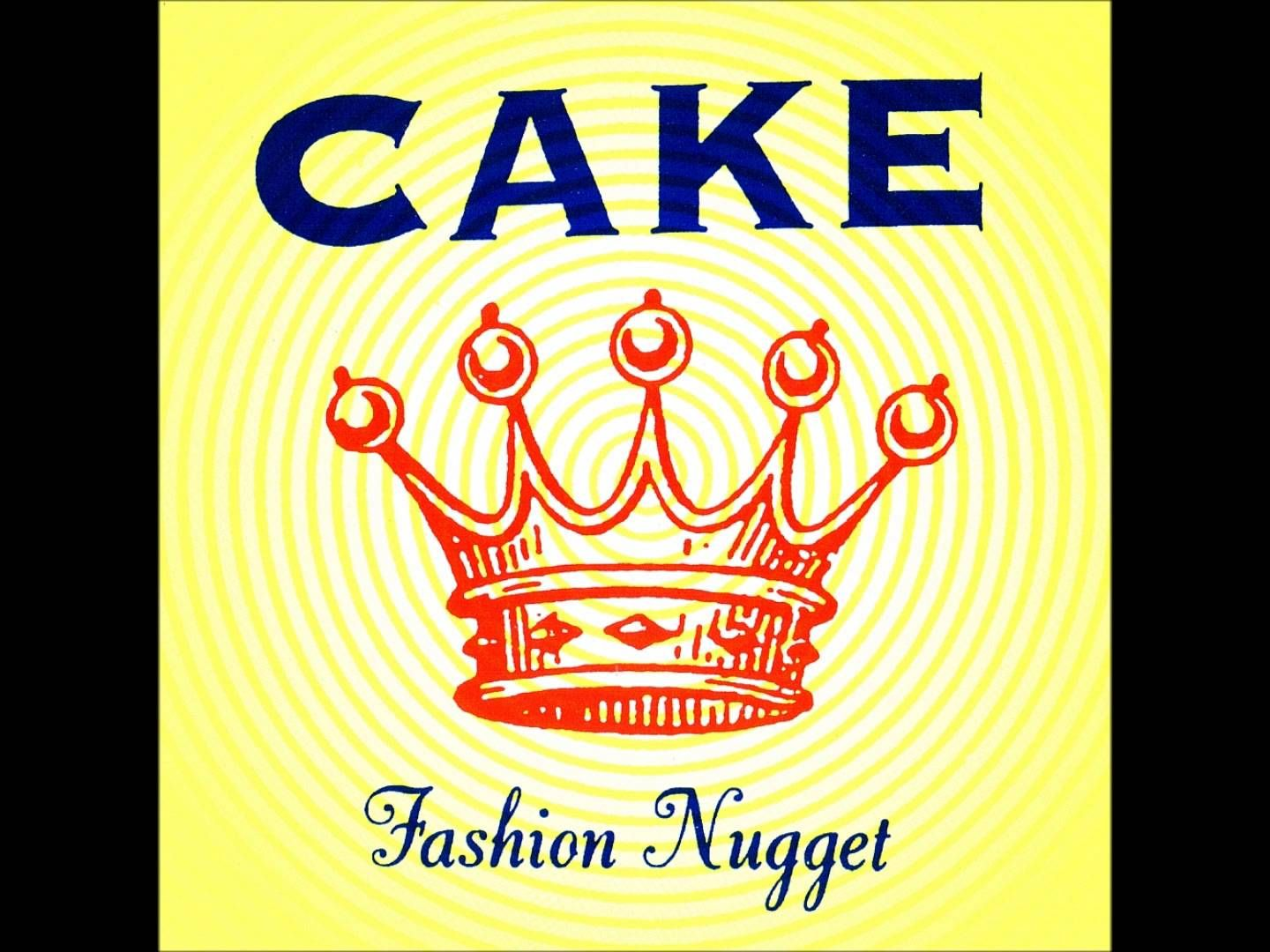 Cake She Ll Come Back To Me From Fashion Nugget Cake Band Cake Albums Cake The Distance