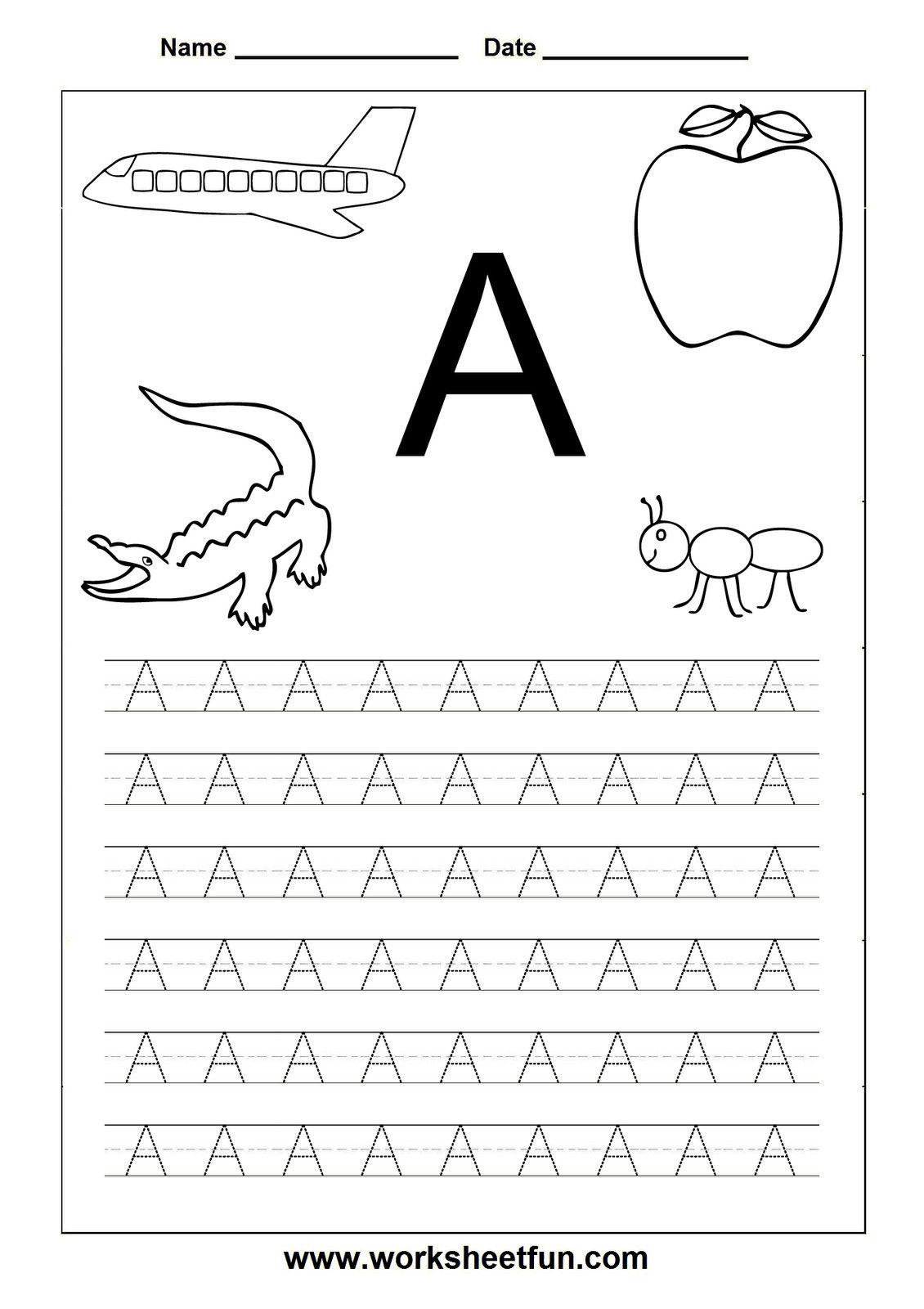 5 Free Alphabet Worksheets Preshooler In 2020 Alphabet Worksheets Free Alphabet Tracing Worksheets Printable Alphabet Worksheets Lowercase abc tracing worksheets pdf