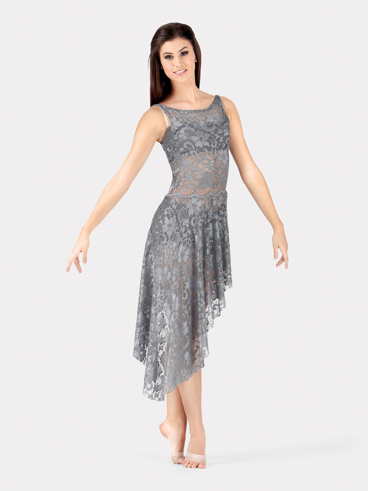 Free Shipping - Adult Emballe Long Tank Overdress by DOUBLE PLATINUM