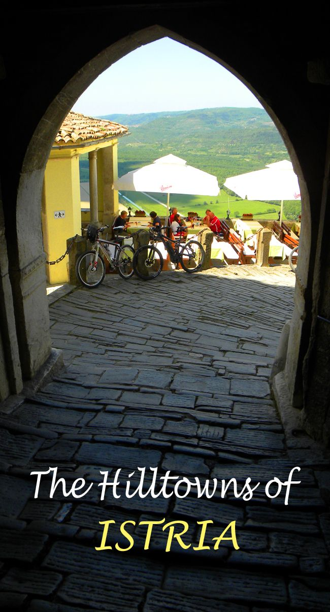 What hilltowns should you visit in Istria? Here are the best: http://bbqboy.net/the-hilltowns-of-istria/  #istria #croatia