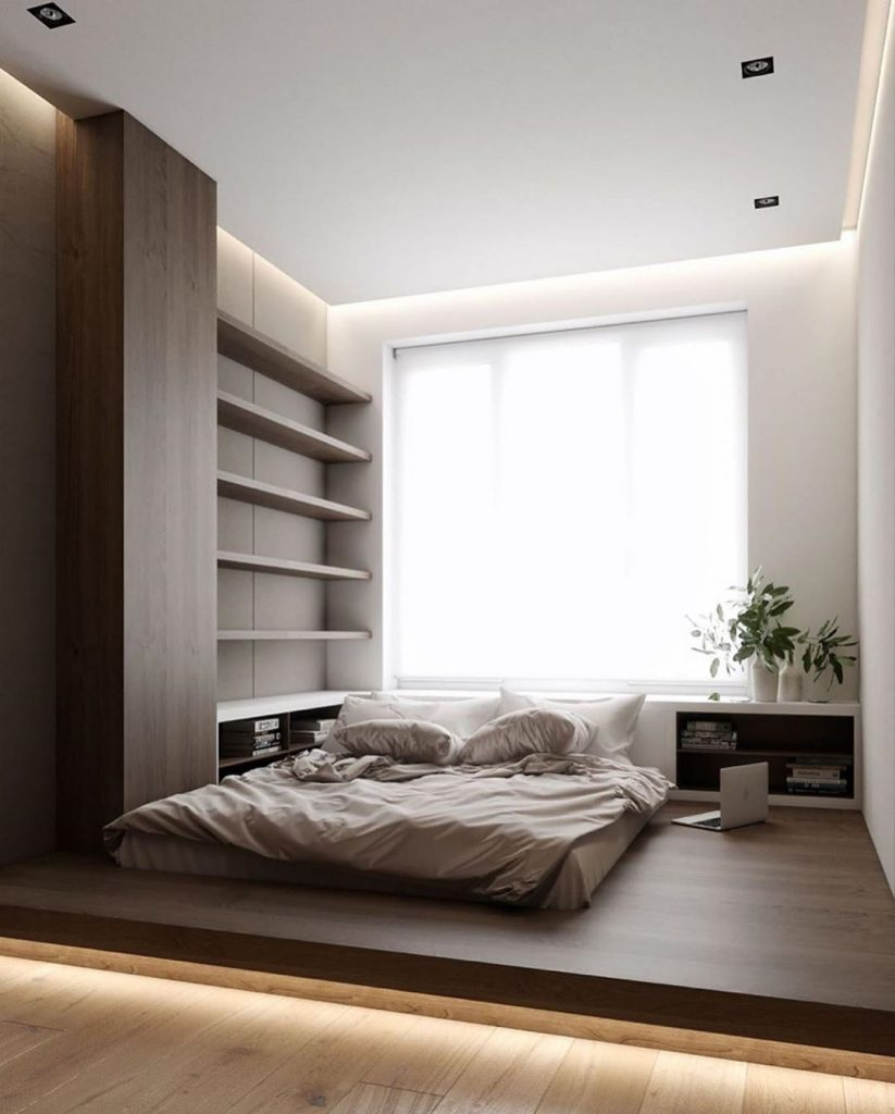 101 Aesthetically Pleasing Bedroom Ideas Bedroom Interior