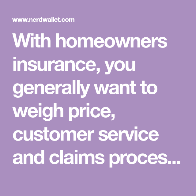 Find The Best Homeowners Insurance Best Homeowners Insurance