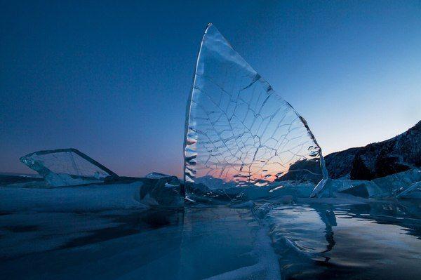 Зимний Байкал Байкал, Фото, Природа, зима, ледбайкала ...