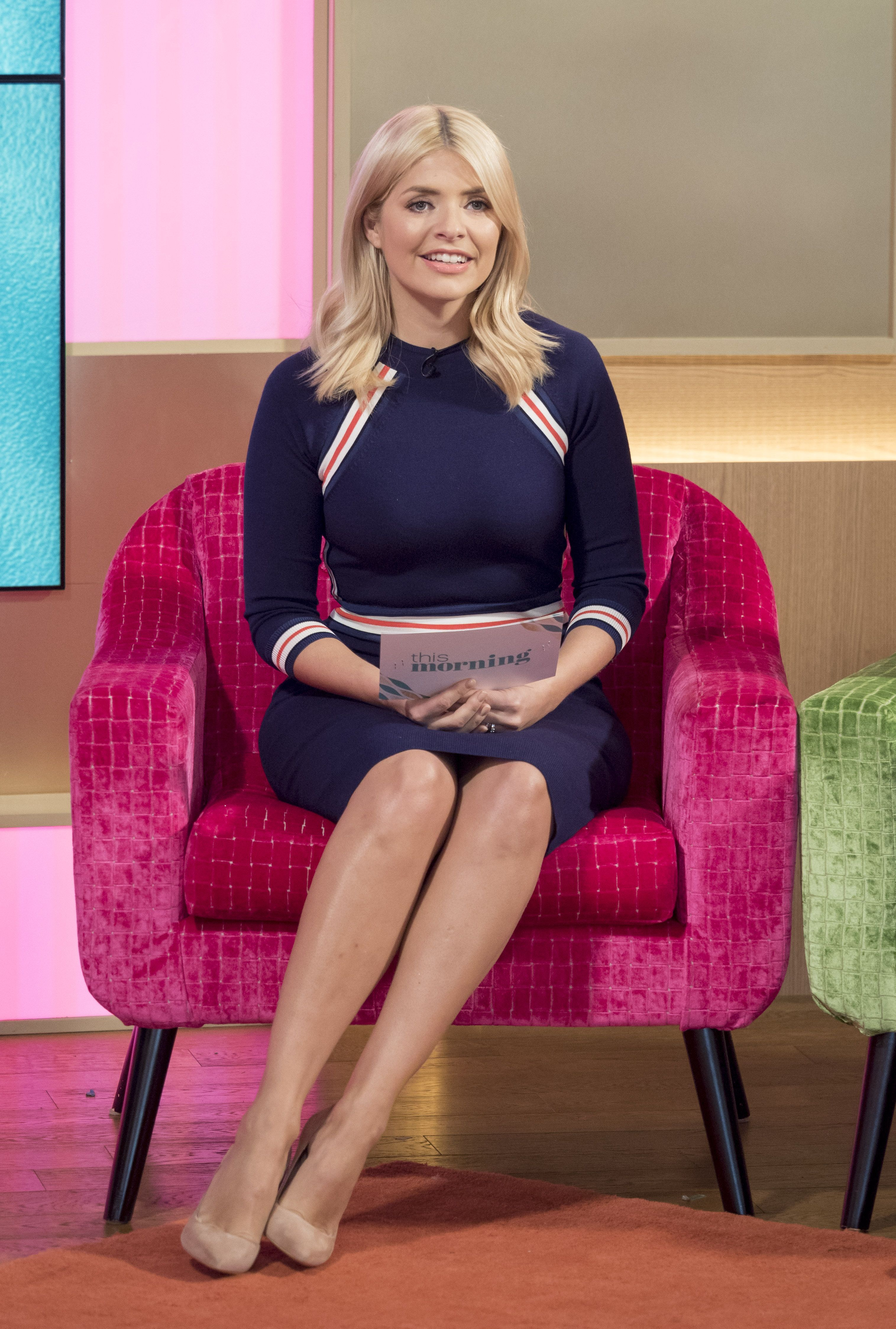 Holly Willoughby Nudes within holly willoughby – this morning 02.02.16 | holly wilourghby
