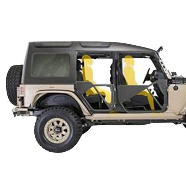 Smittybilt 518702 Safari Hard Top Jeep Tops Smittybilt Wrangler Accessories
