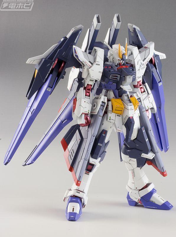 Custom Build Hgbf 1 144 Amazing Strike Freedom Gundam Detailed Gundam Kits Collection News And Reviews Gundam Build Fighters Gundam Custom Build Gundam