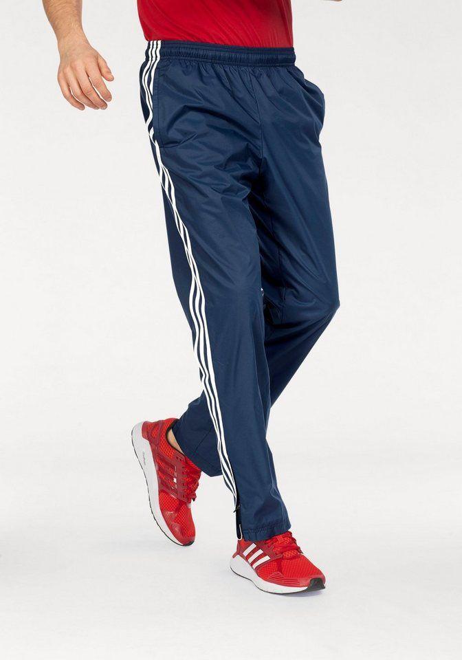 adidas Performance Sporthose »ESSENTIALS 3 STRIPES WOVEN