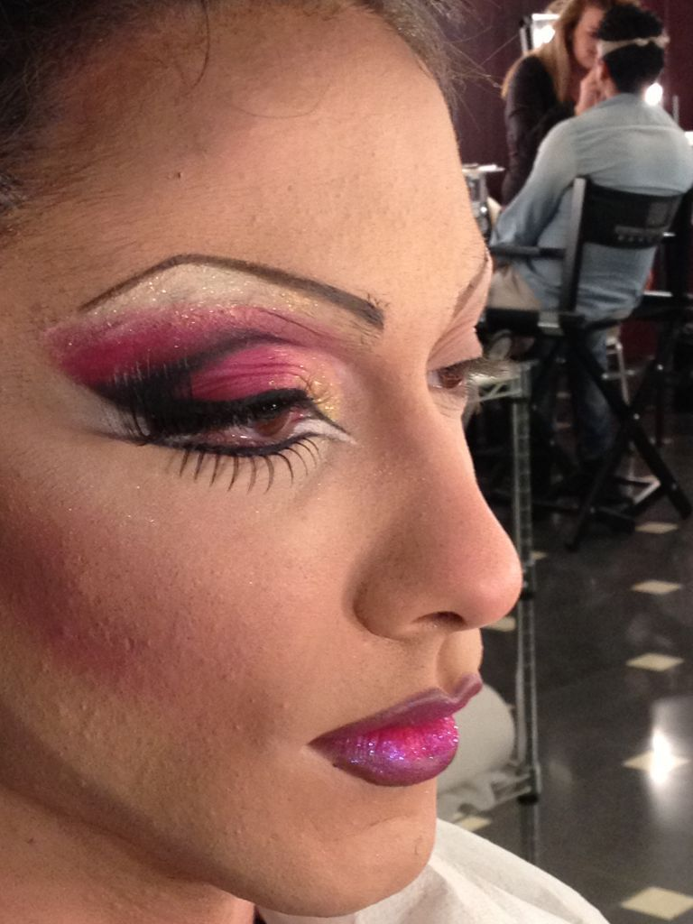 how to do drag queen makeup - Google Search | Make up | Pinterest ...