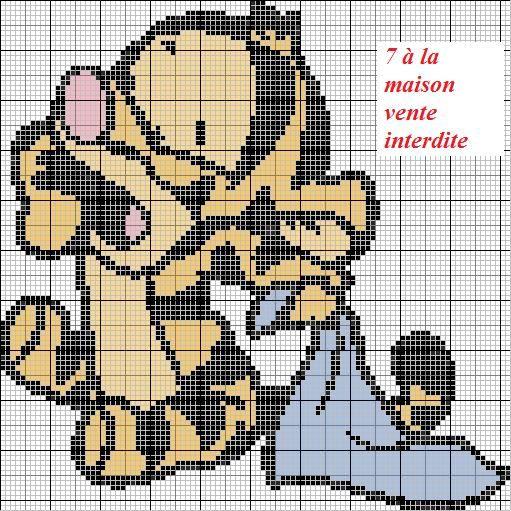 grille gratuite Cross stitch, Stitch and Crochet - cree ma maison en 3d gratuitement