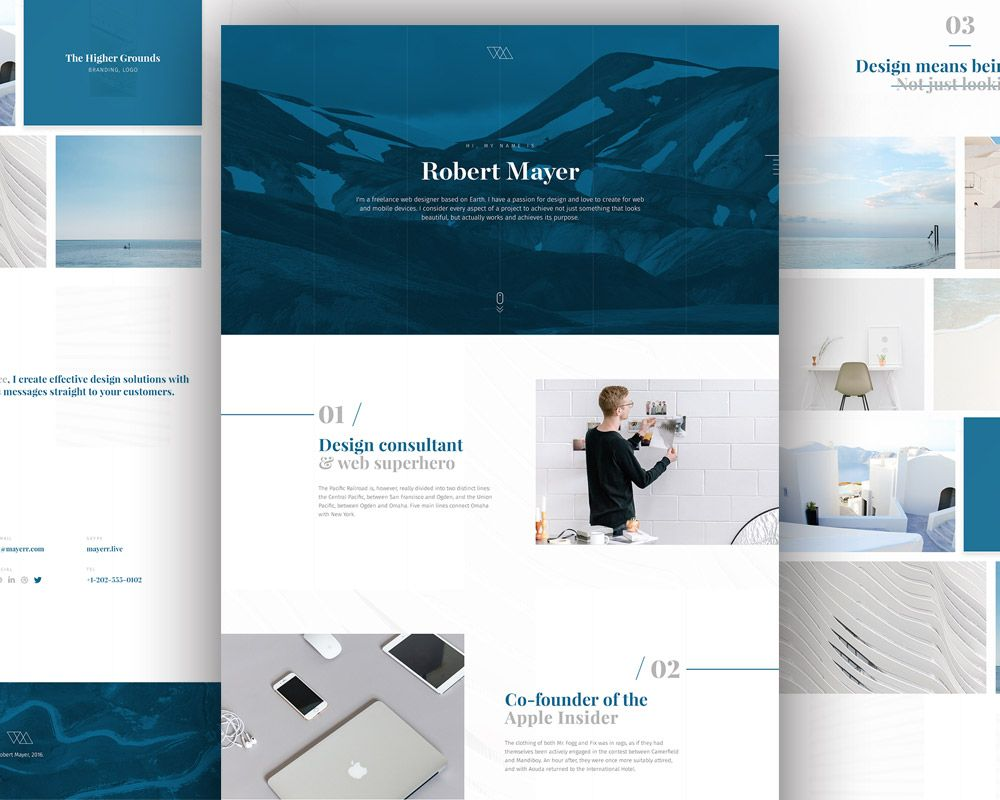 Just pick a template design, add design features within the website.com editor, and publish to get online. Personal Website Template Free Psd Free Website Templates Personal Website Templates Website Template