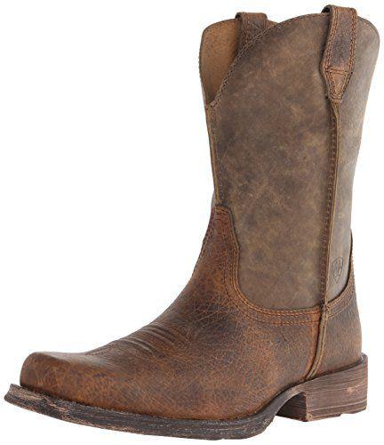 Ariat Men's Rambler Wide Square Toe Western Boot  http://www.thecheapshoes.com/ariat-mens-rambler-wide-square-toe-western-boot/