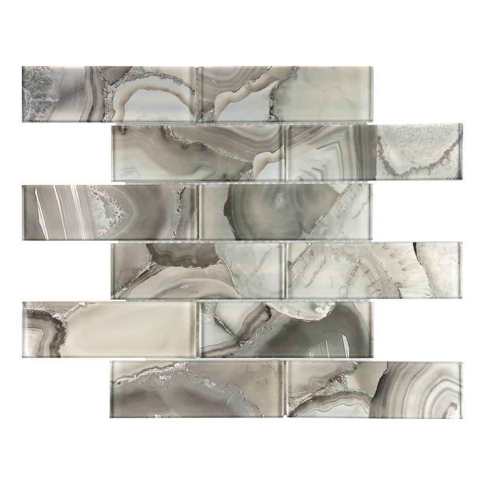 Decorative Backsplash Tile Interesting Abaco Glass Mosaic  Mosaics Tile Flooring And Backsplash Ideas Review