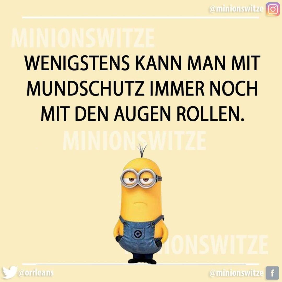 Gefallt 862 Mal 25 Kommentare Minionswitze Und Spruche Minionswitze Auf Instagram S Lustige Zitate Und Spruche Lustige Spruche Spruche