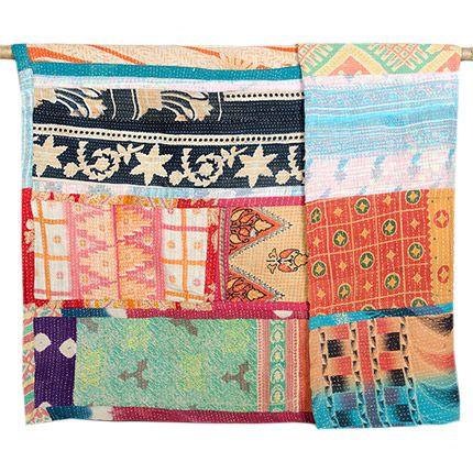 Fair Trade Kantha Quilt Kantha Quilt Quilts Kantha