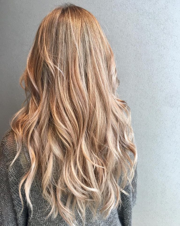 cream soda hair color | Hair hair hair in 2019 | Blonde hair ...