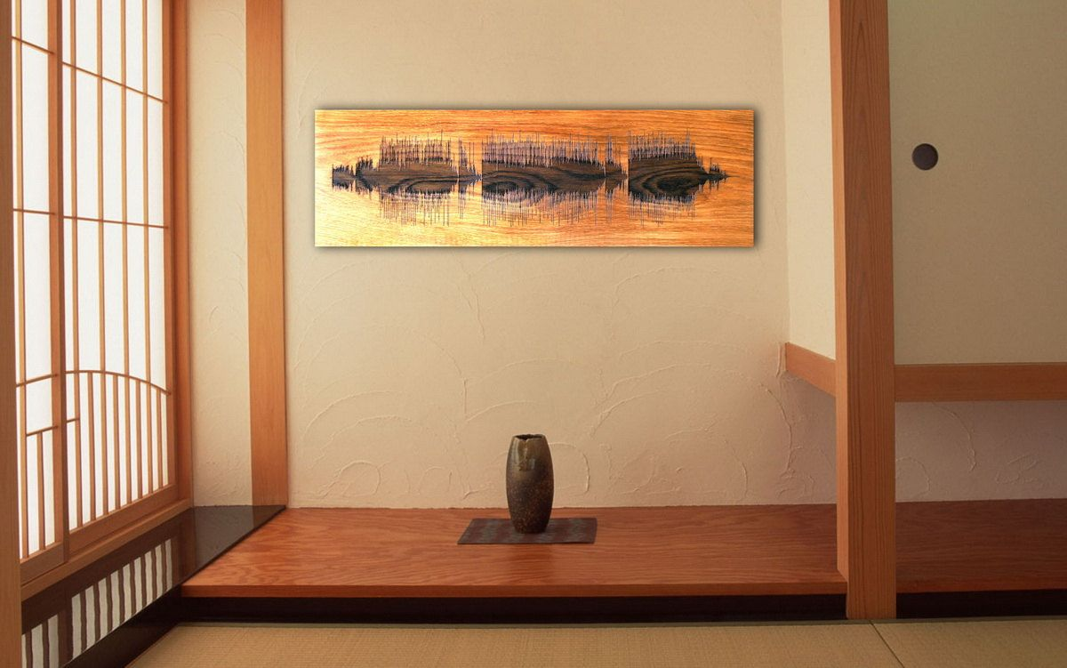 Personalized Soundwave Wall Art Sound Wave Art Custom Engraved Voice ...