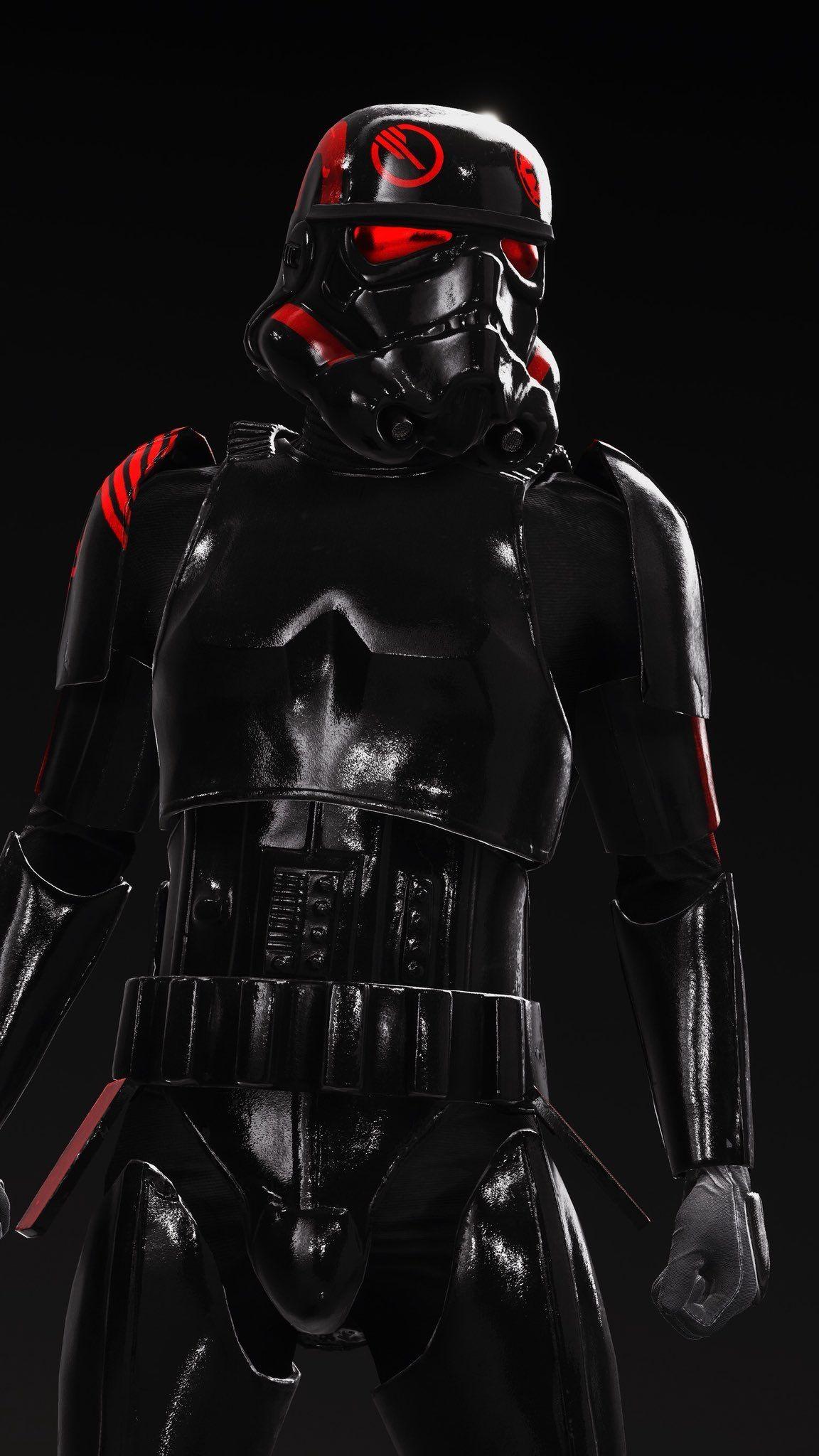 Inferno squad star wars art star wars costumes star - Stormtrooper suit wallpaper ...