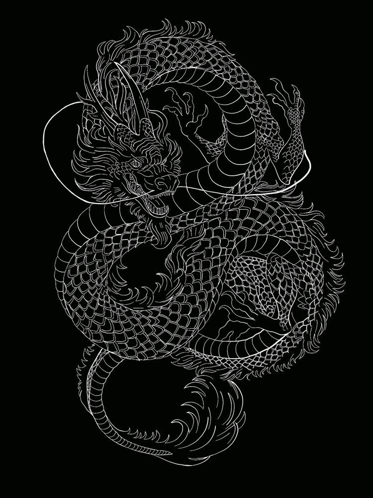 Credits To Artist Dragon Wallpaper Iphone Snake Wallpaper Edgy Wallpaper