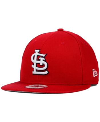 competitive price 7a330 5b72b New Era St. Louis Cardinals 2-Tone Link 9FIFTY Snapback Cap - Red Adjustable