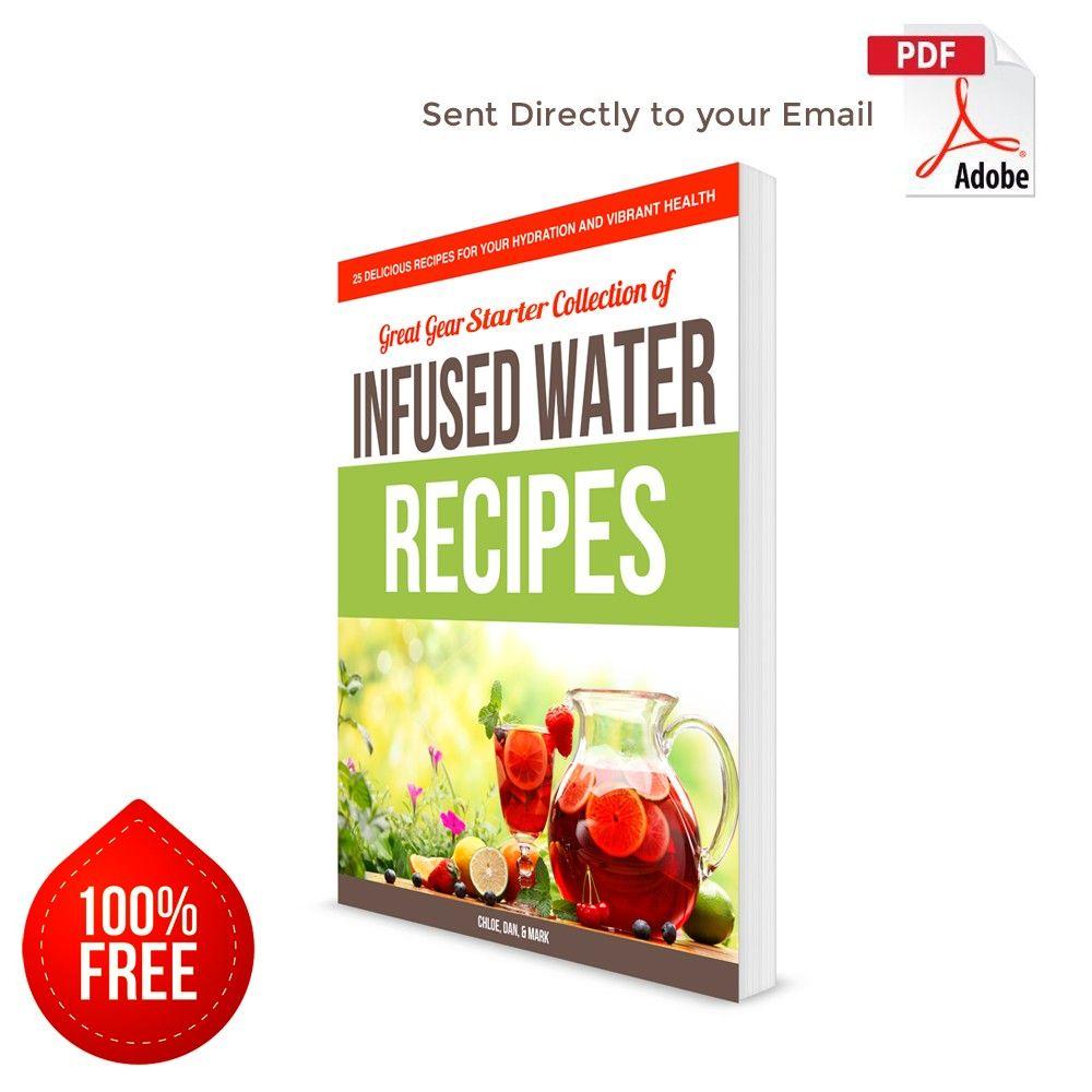FREE Infusion Recipes - Ionox