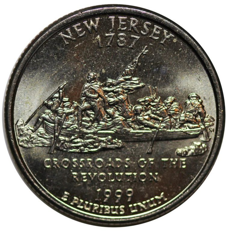 A 1999 New Jersey Quarter Worth 3 000 Yes Here S What To Look For The Value Of All 1999 New Jersey State Quarters Rare Coins Worth Money Coins Worth Money State Quarters