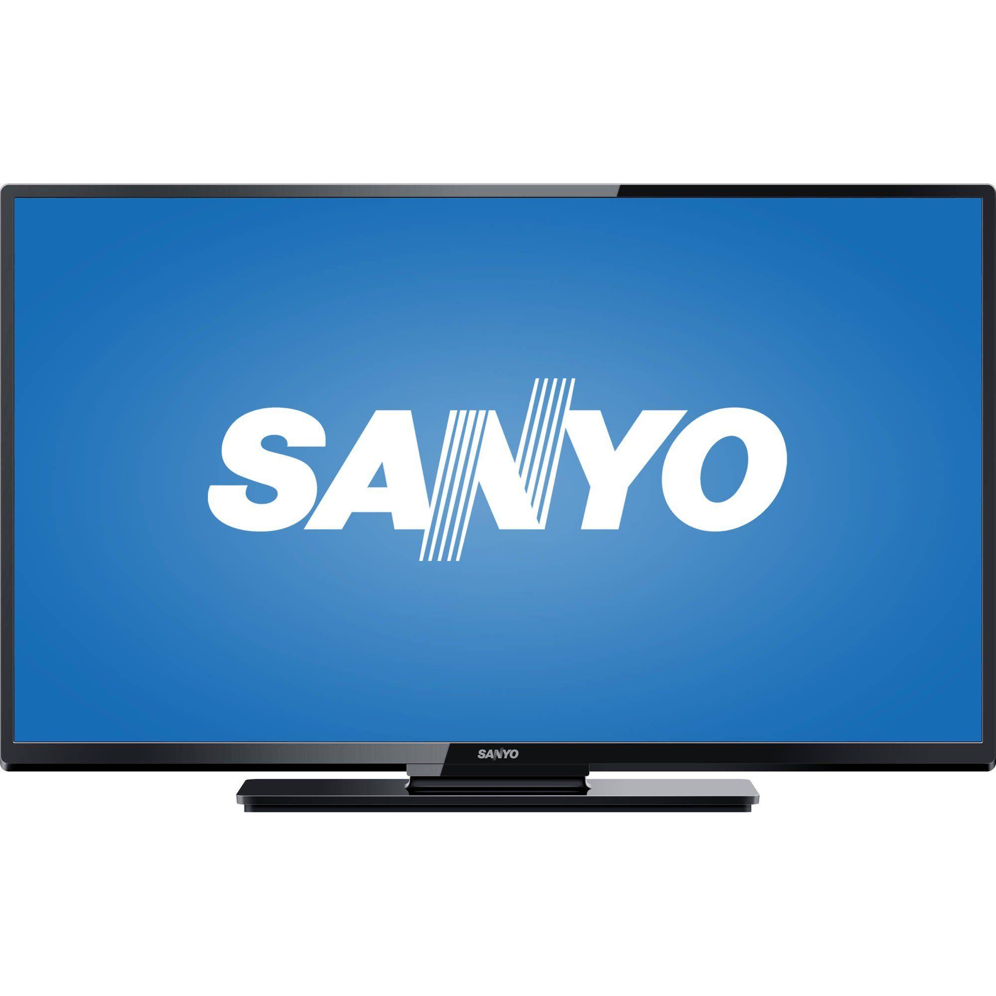 Sanyo Fw43d25f 43 Quot 1080p 120hz Class Led Hdtv Sanyo Led Tv Tv