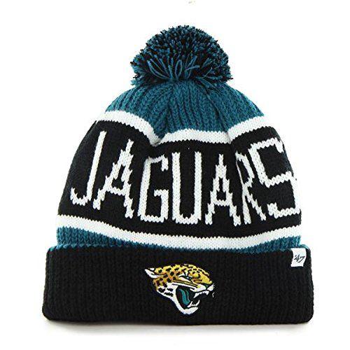 Jacksonville Jaguars Pom Hat  73592229465