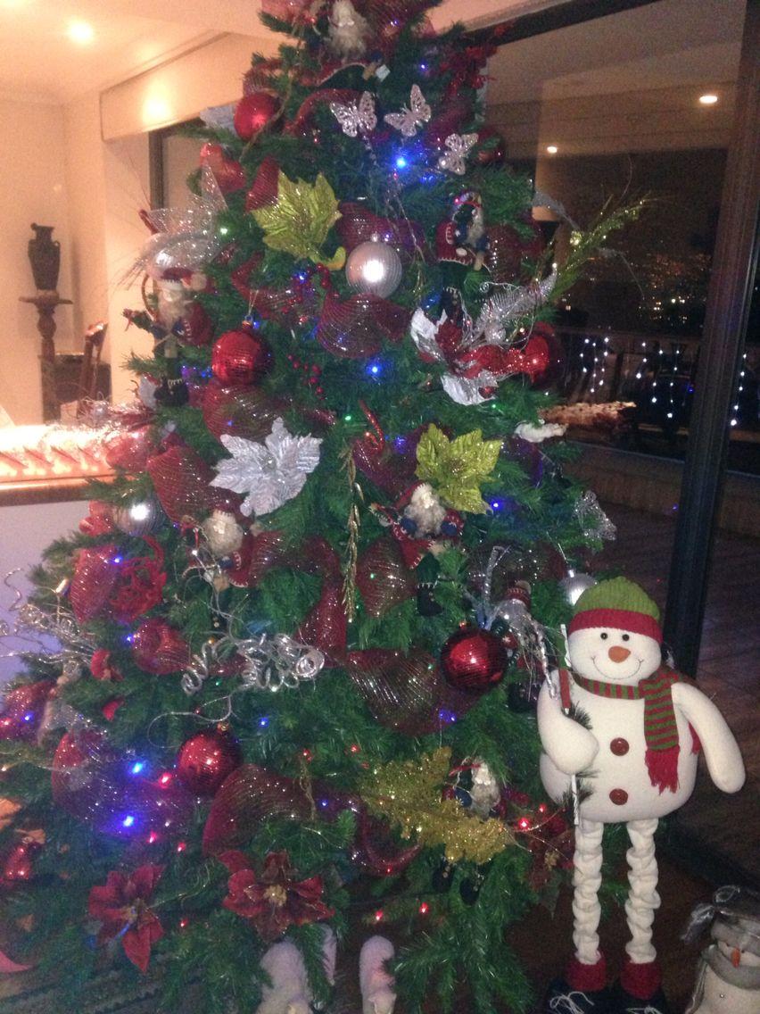 Navidad en Casa. Liliana Castillo.