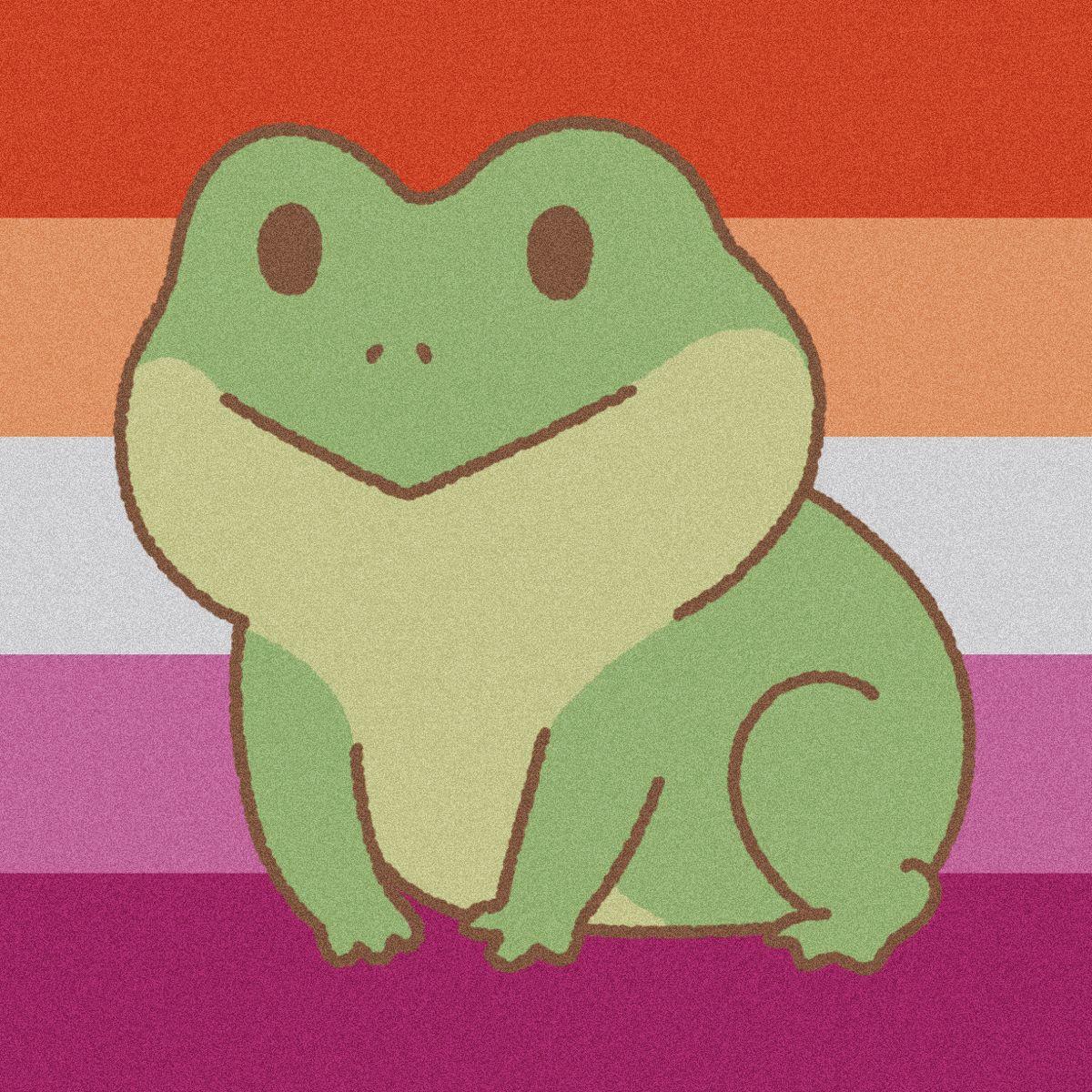 Frog lesbian fuck