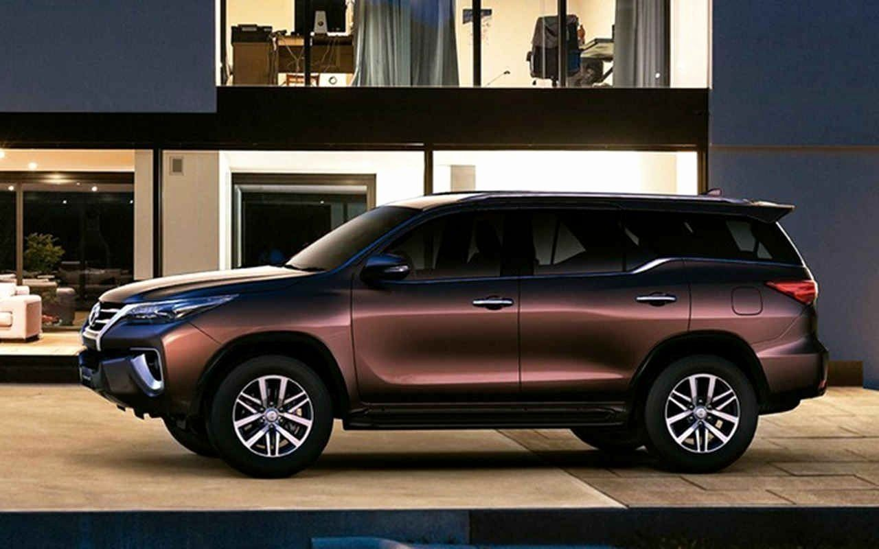 Toyota Fortuner 2019 Interior Car Price 2019 Suv Car Prices