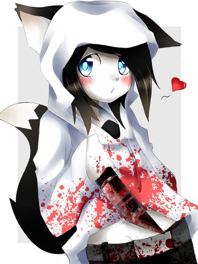 Jeff The Killer Anime Cute : killer, anime, KIlLeR, O,,,O