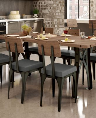 Amisco Symmetry Chairs Set Of 2 Reviews Furniture Macy S Dining Chairs Dining Dining Furniture