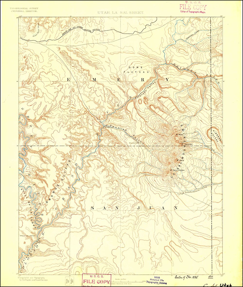 Subtle topography/map | jeep paint ideas | Topography map, Map, Utah map