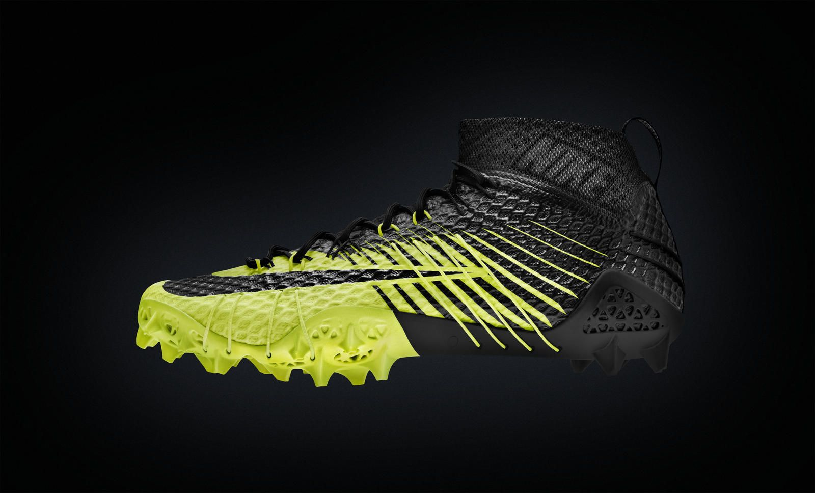 "Nike News - Nike Football Accelerates Innovation with 3D printed ""Concept  Cleat"" for Shuttle"