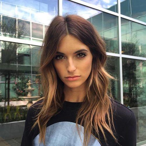 die 20 schönsten ombre frisur | haarschnitt, frisuren