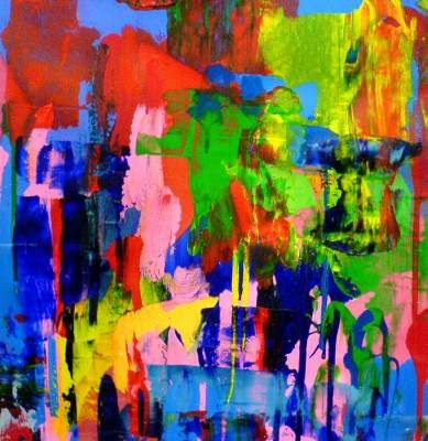 Abstract expressionism   art   Pinterest   Colors, The o'jays and ...