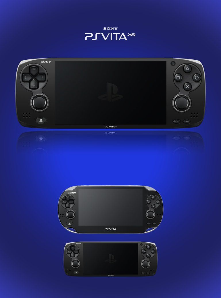 PS Vita XS - PlayStation Handheld Concept by R-Renquist | 04 Game